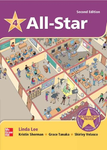 All Star Level 4 Student Book with Workout CD-ROM and Workbook Pack: Velasco, Shirley, Tanaka, ...