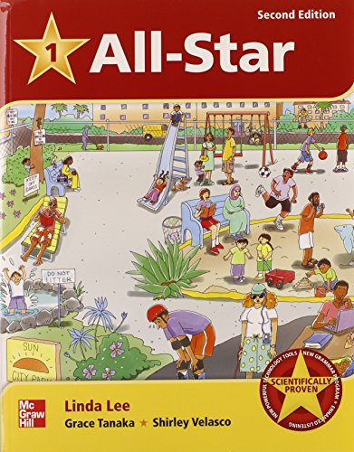 9780078005237: All Star Level 1 Student Book with Workout CD-ROM and Workbook Pack