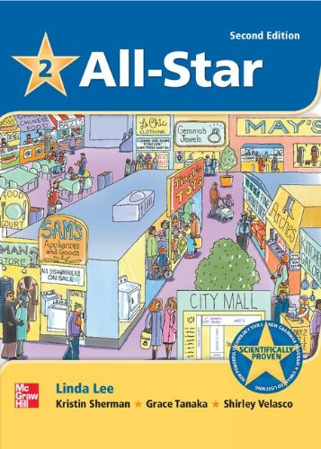 9780078005251: All Star Level 2 Student Book and Workbook Pack
