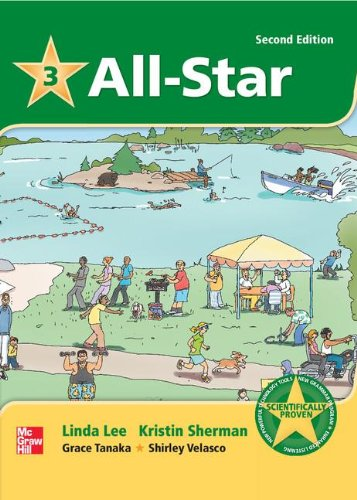 9780078005282: All Star Level 3 Student Book with Workout CD-ROM and Workbook Pack