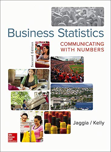 9780078020551: Business Statistics: Communicating with Numbers (Irwin Statistics)