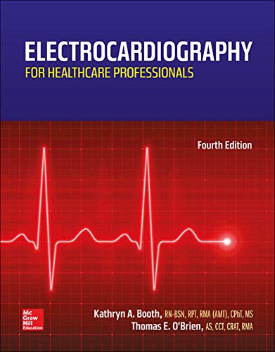 9780078020674: Electrocardiography for Healthcare Professionals
