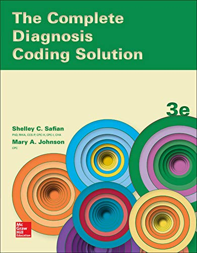 9780078020704: The Complete Diagnosis Coding Solution