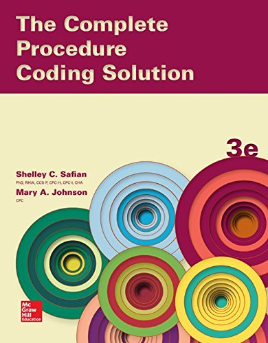 9780078020711: The Complete Procedure Coding Solution