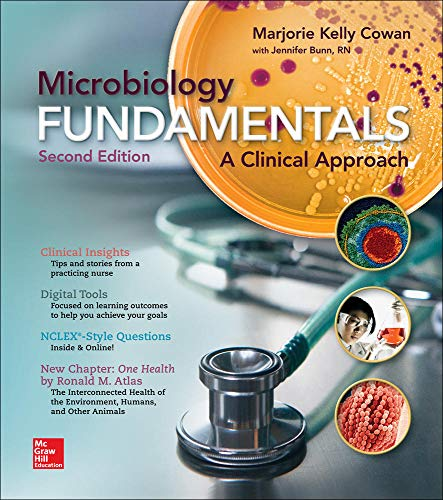 9780078021046: Microbiology Fundamentals: A Clinical Approach