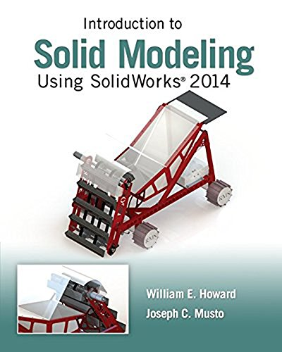 9780078021244: Introduction to Solid Modeling Using SolidWorks 2014