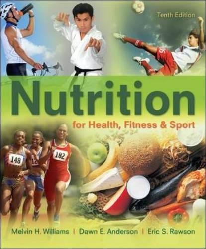 9780078021329: Nutrition for Health, Fitness & Sport