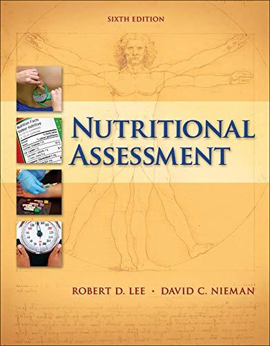 9780078021336: Nutritional Assessment