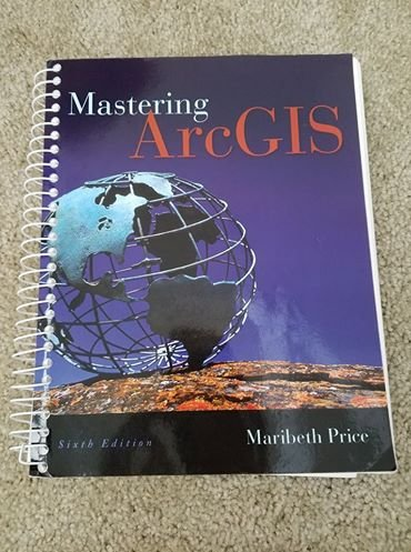 9780078021428: Mastering ArcGIS, 6th Edition