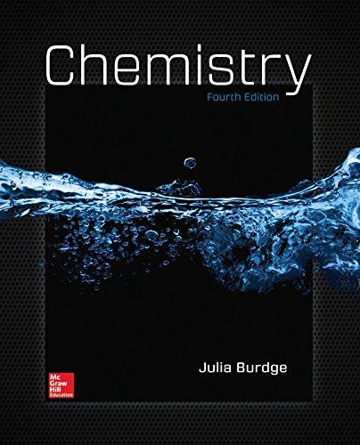 Chemistry (Hardback): Julia Burdge