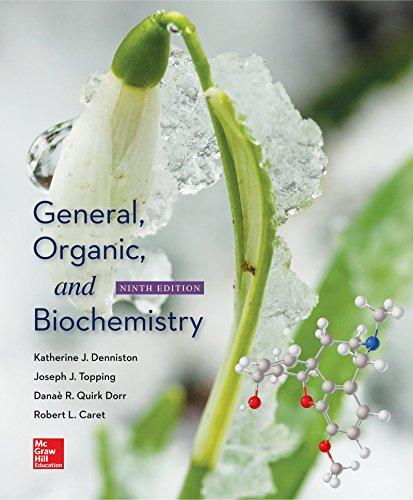 9780078021541: General, Organic, and Biochemistry
