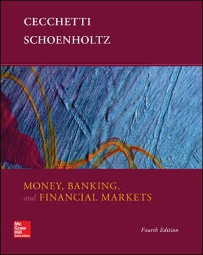 9780078021749: Money, Banking and Financial Markets