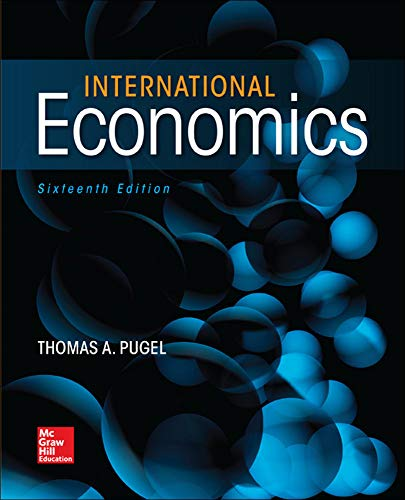 9780078021770: International Economics (Mcgraw-Hill Series in Economics)