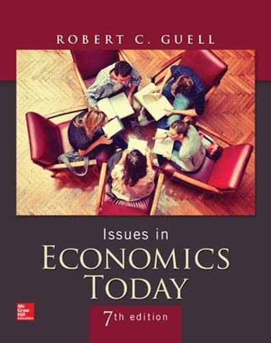 Issues in Economics Today: GUELL