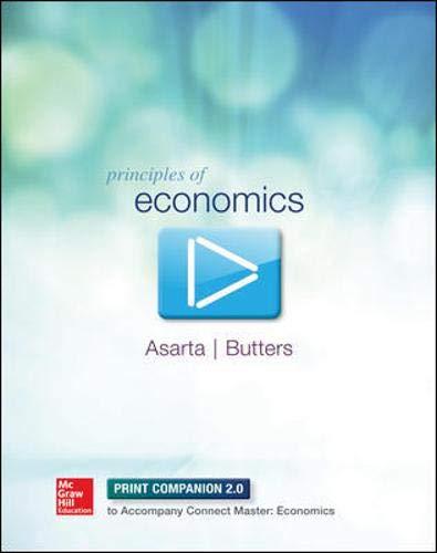 Print Companion for Connect Master: Economics: Asarta, Carlos; Butters,