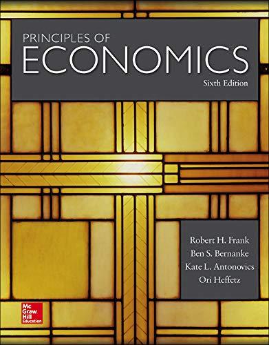 9780078021855: Principles of Economics (Irwin Economics)
