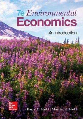 9780078021893: Environmental Economics