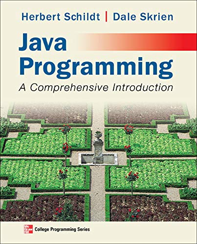 9780078022074: Java Programming: A Comprehensive Introduction