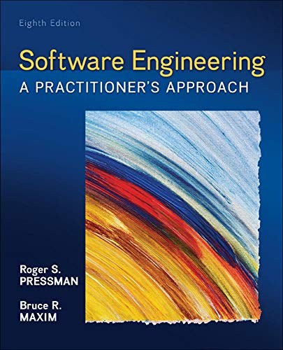 Software Engineering: Pressman, Roger S;maxim,