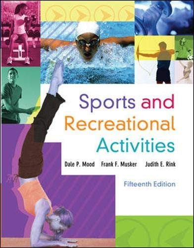 9780078022487: Sports and Recreational Activities