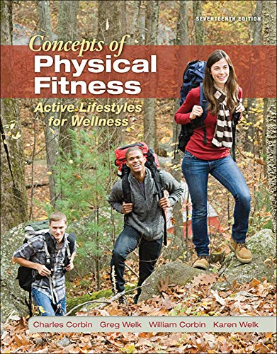 9780078022579: Concepts of Physical Fitness: Active Lifestyles for Wellness, Loose Leaf Edition