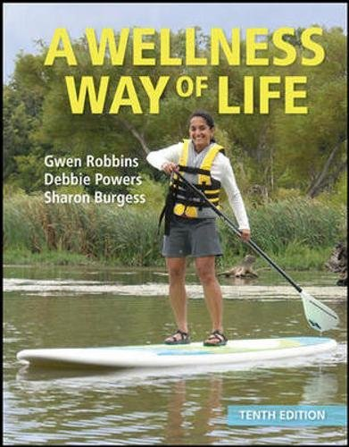 9780078022609: A Wellness Way of Life, 10th Edition