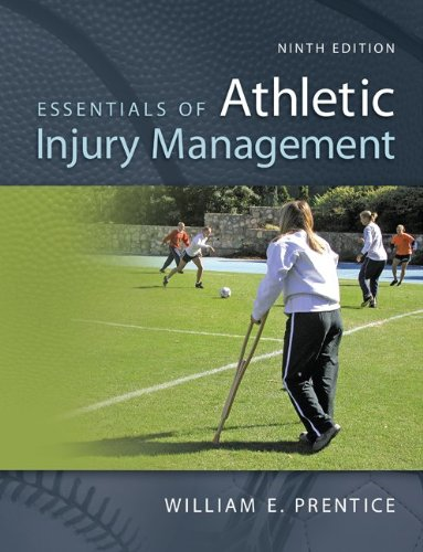 9780078022616: Essentials of Athletic Injury Management