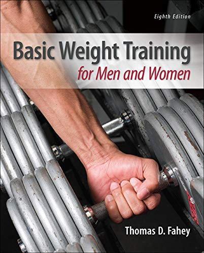 9780078022623: Basic Weight Training for Men and Women