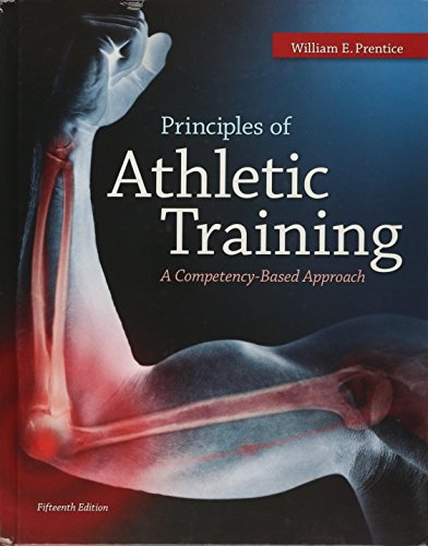 9780078022647: Principles of Athletic Training: A Competency-Based Approach