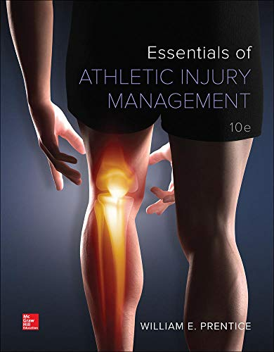 9780078022753: Essentials of Athletic Injury Management (B&B Physical Education)