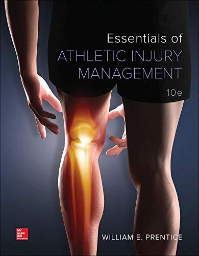 9780078022753: Essentials of Athletic Injury Management