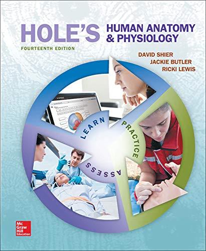 9780078024290: Hole's Human Anatomy & Physiology