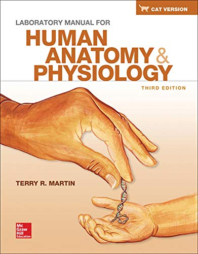 9780078024306: Laboratory Manual for Human Anatomy & Physiology Cat Version