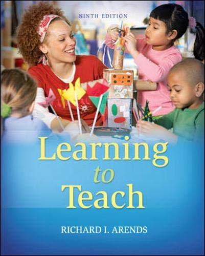 9780078024320: Learning to Teach, 9th Edition