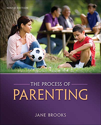 9780078024467: The Process of Parenting