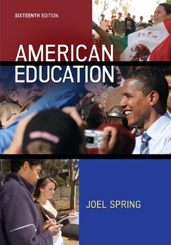 9780078024511: American Education