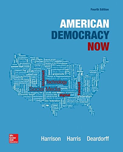 9780078024788: American Democracy Now