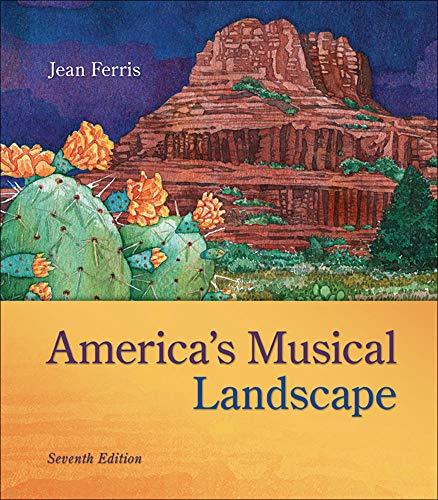 9780078025129: America's Musical Landscape