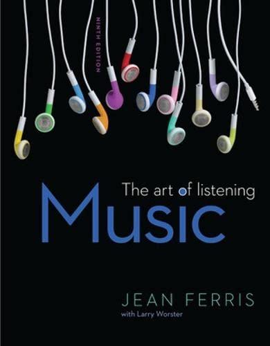 9780078025174: Music: The Art of Listening Loose Leaf