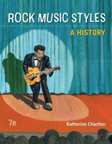 9780078025181: Rock Music Styles: A History (B&B Music)