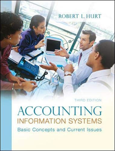 9780078025334: Accounting Information Systems