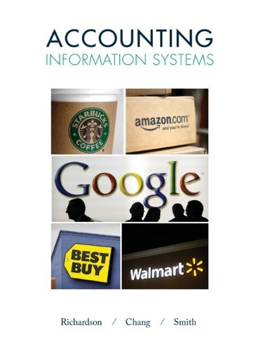 9780078025495: Accounting Information Systems