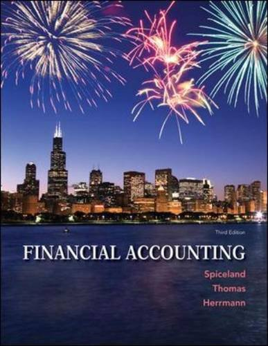 9780078025549: Financial Accounting