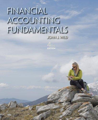 9780078025594: Financial Accounting Fundamentals