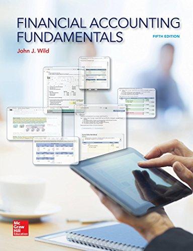 9780078025754: Financial Accounting Fundamentals