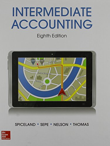 INTERMEDIATE ACCOUNTING: J. David Spiceland