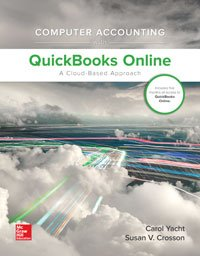 9780078025853: Computer Accounting in the Cloud with Quickbooks Online