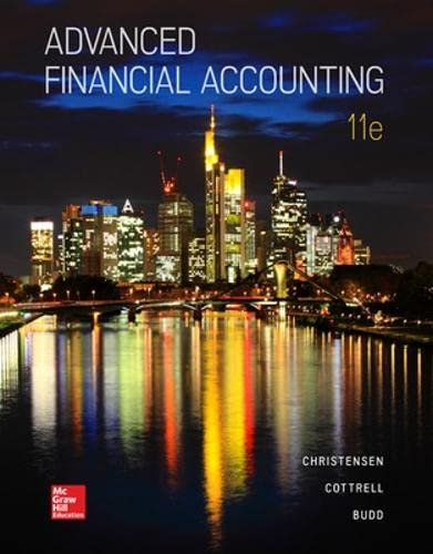 9780078025877: Advanced Financial Accounting