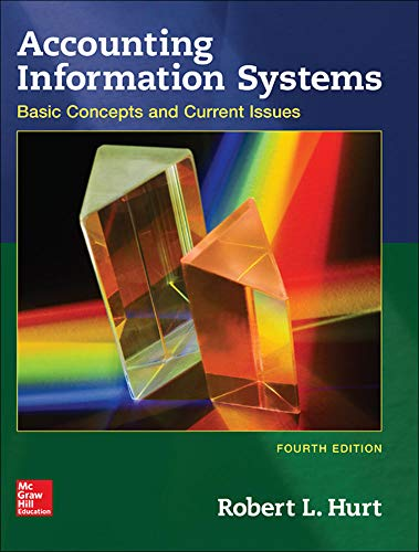 9780078025884: Accounting Information Systems