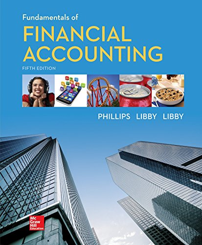 9780078025914: Fundamentals of Financial Accounting
